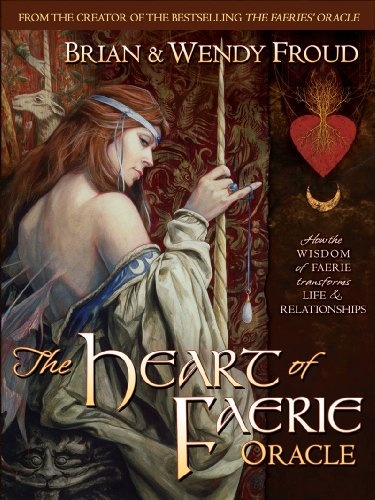 The Heart of Faerie Oracle (карты + книга)