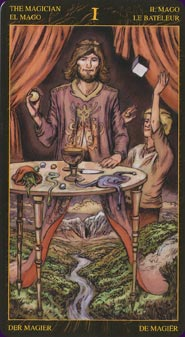 Таро Возрождения Tarot of Ascension