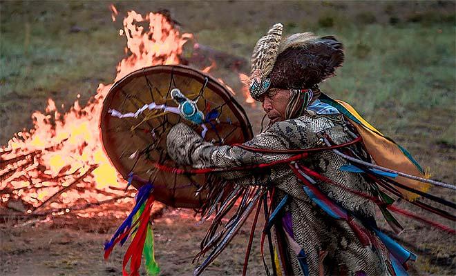 Шаманские ритуалы Направления при камлании