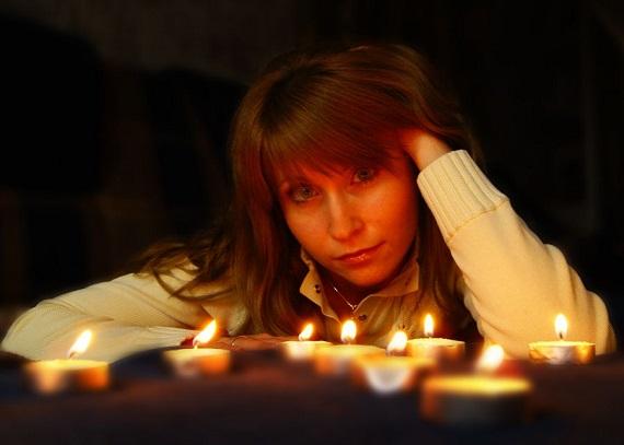 Магические способы избавиться от страха и тревоги